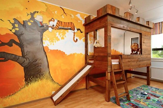 Malovani Na Zed Inspirace